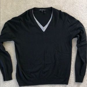 Kenneth Cole men's light sweater size large